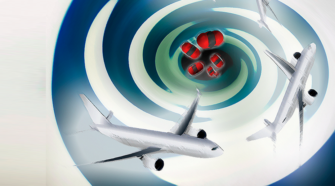 In Flight and Fight – The Turbulence Carbon Dioxide Causes