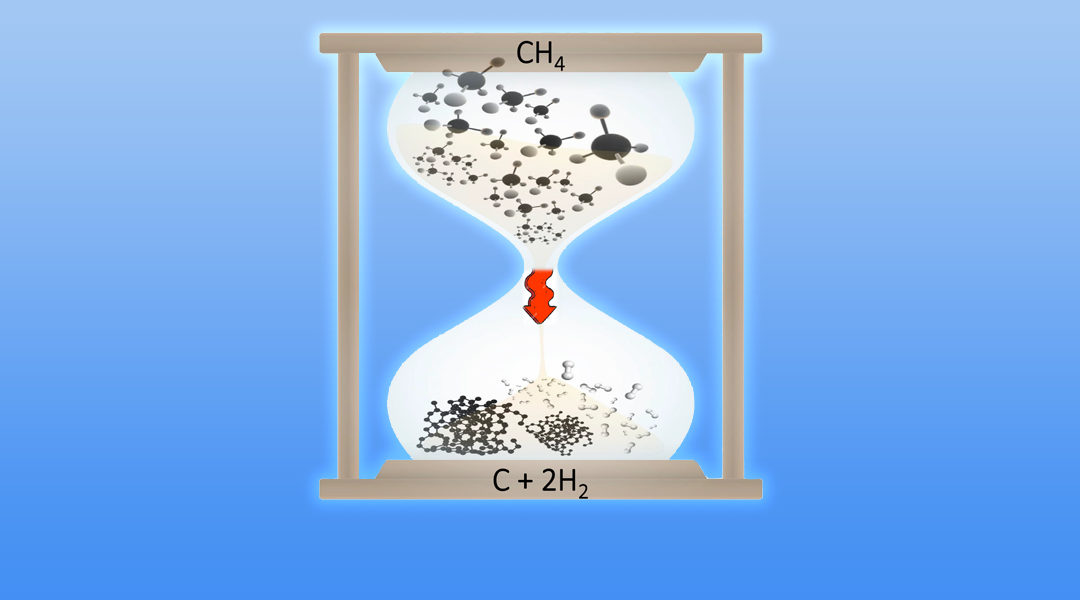 Decarbonizing Natural Gas: Methane Fuel without Carbon Dioxide