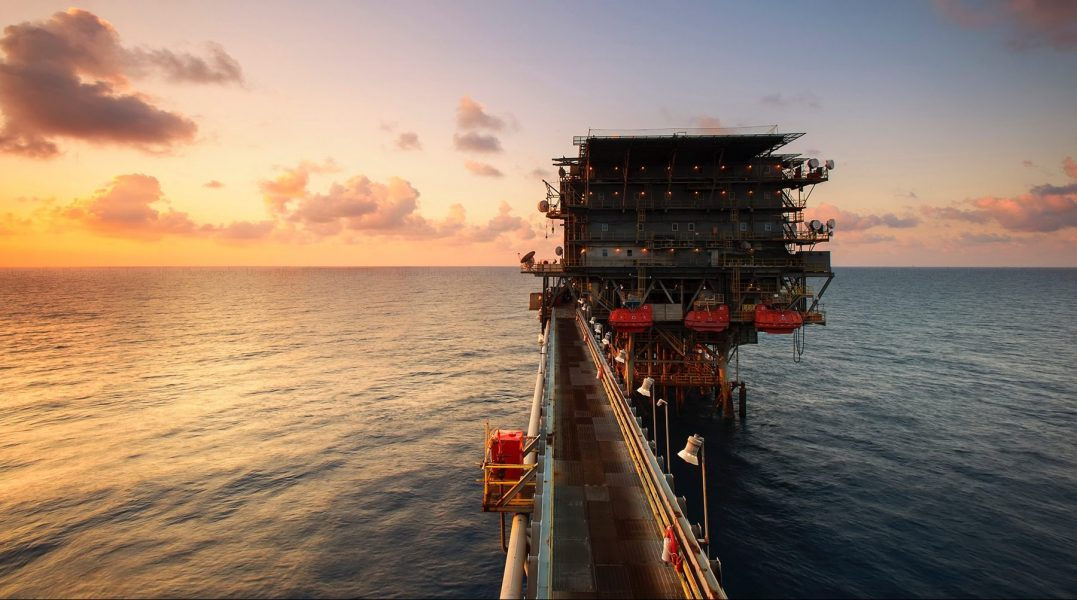 Laying Waste to Oil Spills