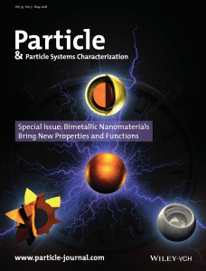 Selective Catalytic Reduction >> Special Issue Bimetallic Nanomaterials - Advanced Science News