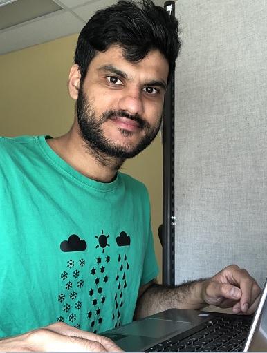 Deepak Thrithamarassery Gangadharan
