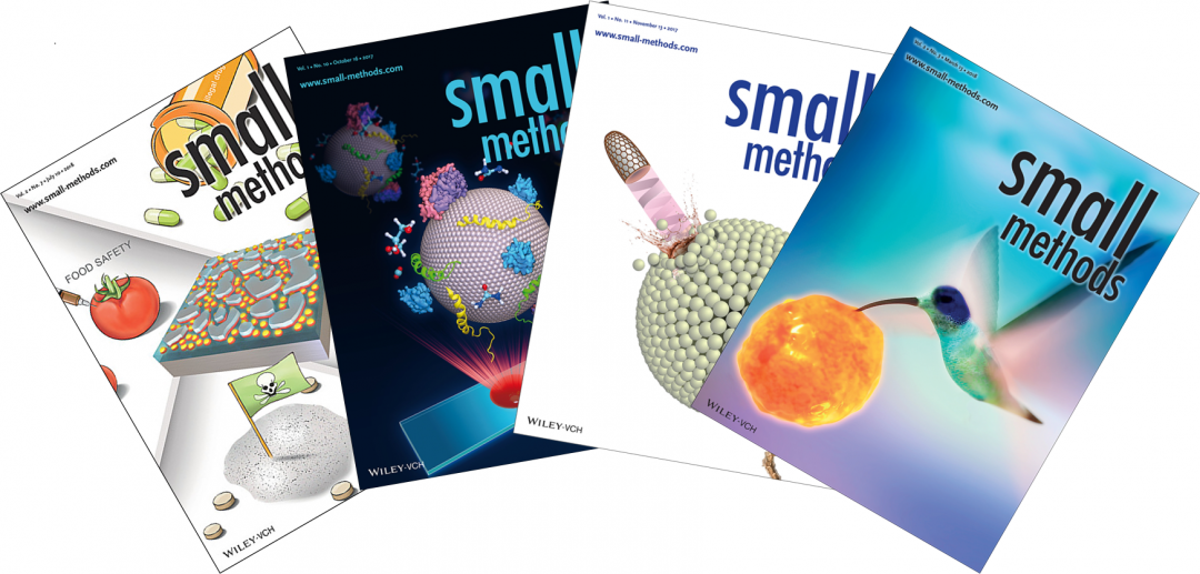 Small Methods Virtual Issue: Biomaterials and Life Sciences