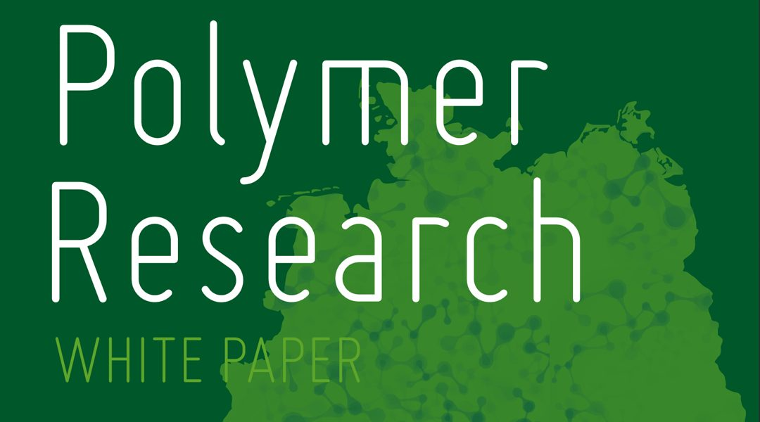 Polymer Research in Germany–New White Paper