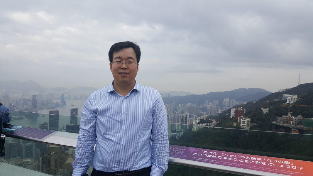 Hall of Fame Highlight: Xun Wang