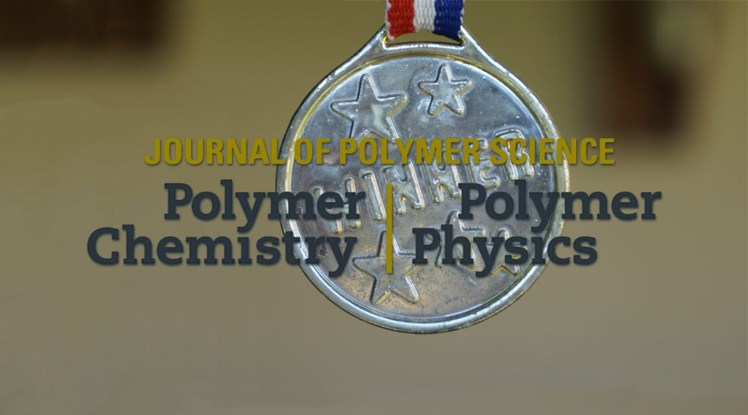 Journal of Polymer Science Award Winner: Patricia Dankers