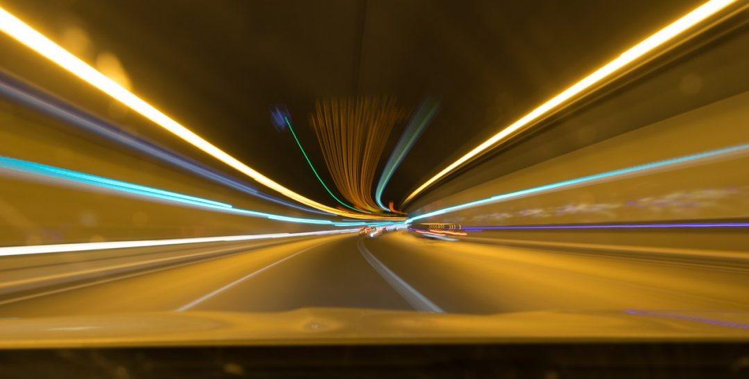 Nanoparticles in the Fast Lane