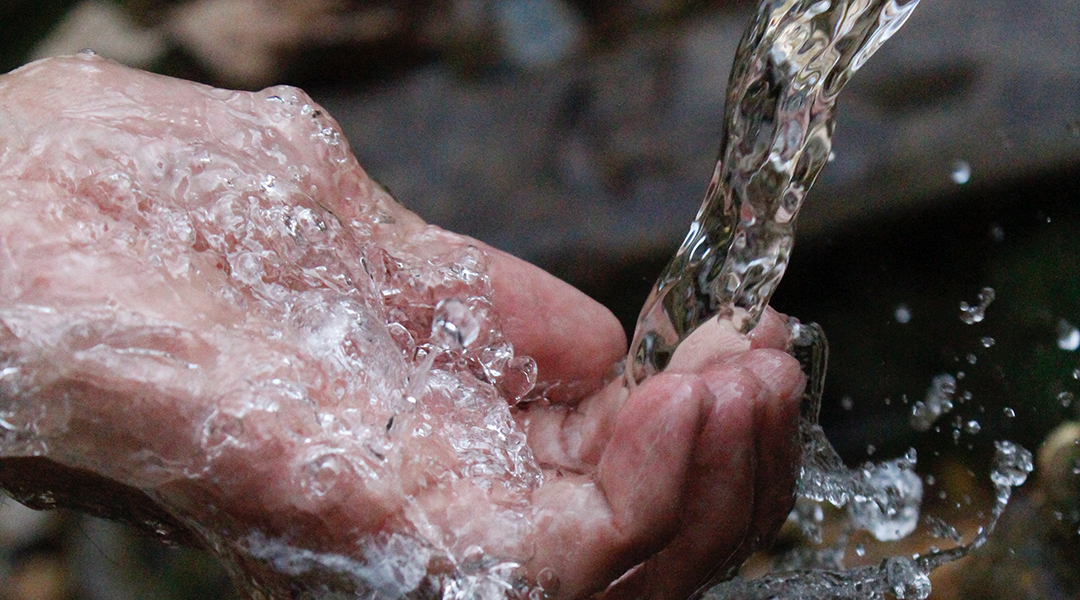 Nanofilter for Quick and Clean Water