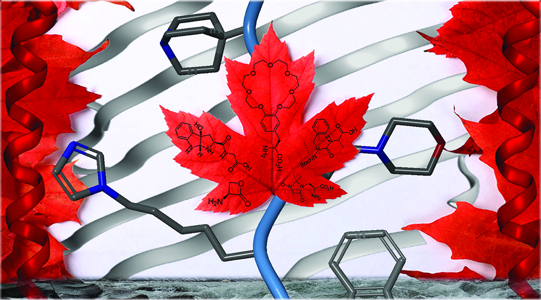 Emerging Peptide Science in Canada