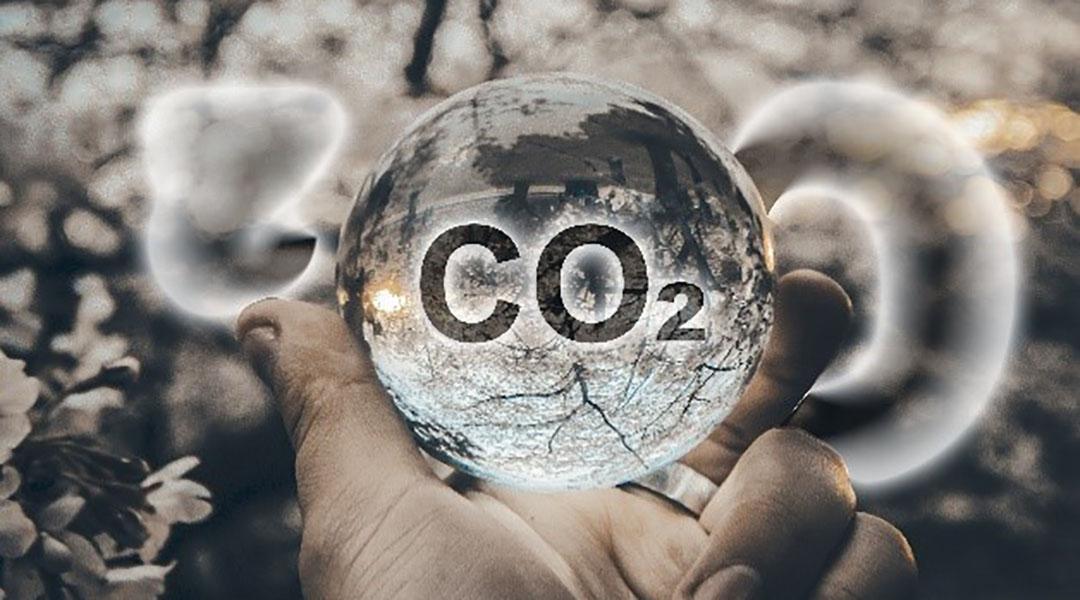 Industrial Carbon Dioxide Photocatalysis