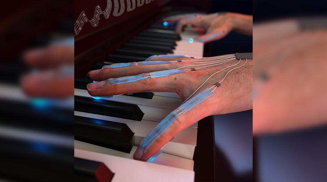 Soft Sensors for Human Motion Capture