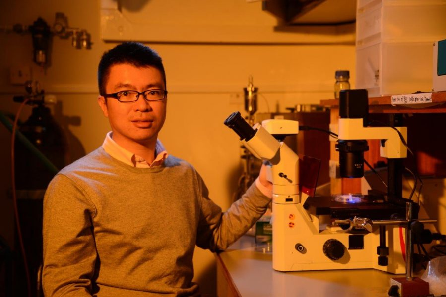 Marvellous Microfluidics: Interview with Prof. Anderson Shum