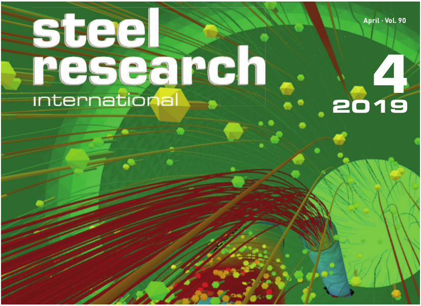 Special Issue: Steel Manufacturing Simulation and Visualization