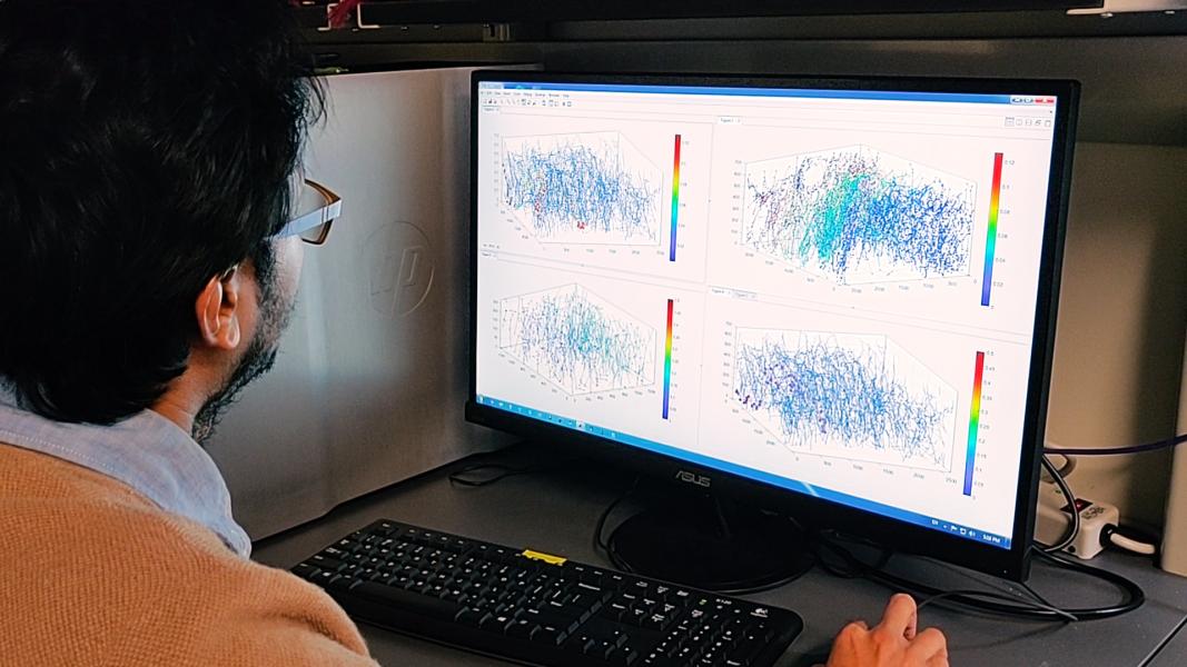 3D Imaging of Carbon Nanotube Networks [Video]