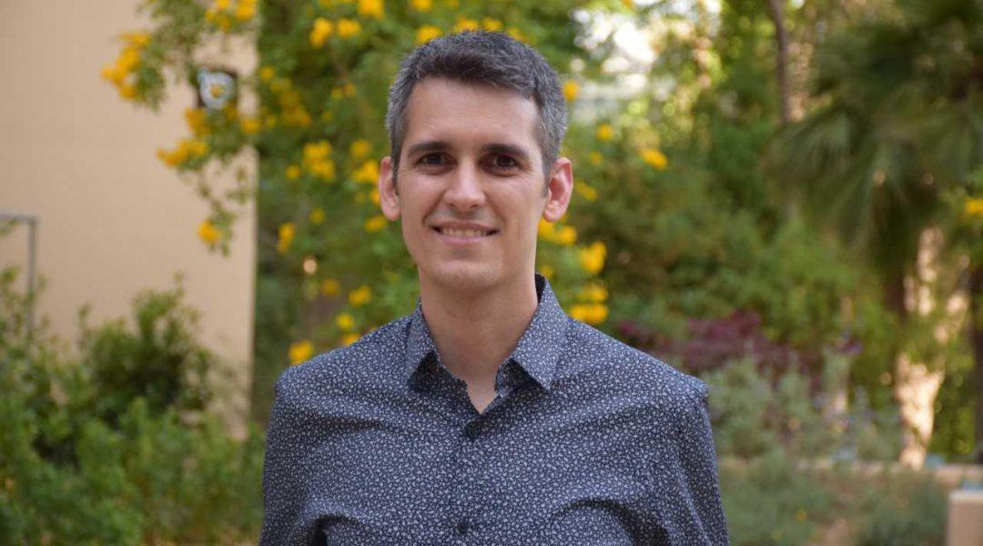 Young Researcher Interview: Dr. Marc Garcia Borràs