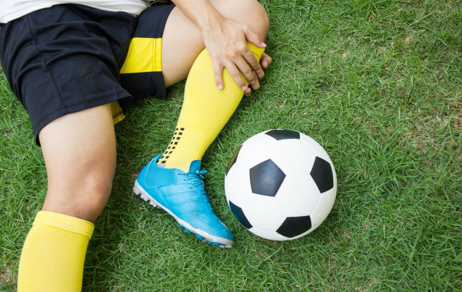 Shedding Red Light on Sports Injuries