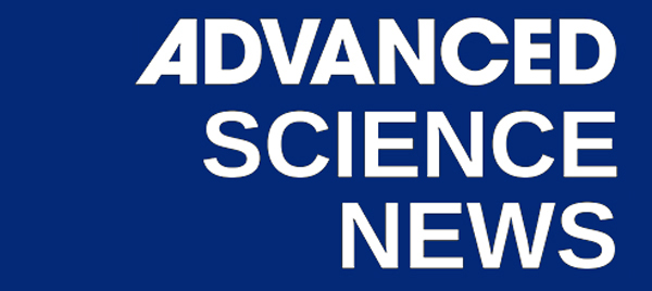 Image result for advanced science news""
