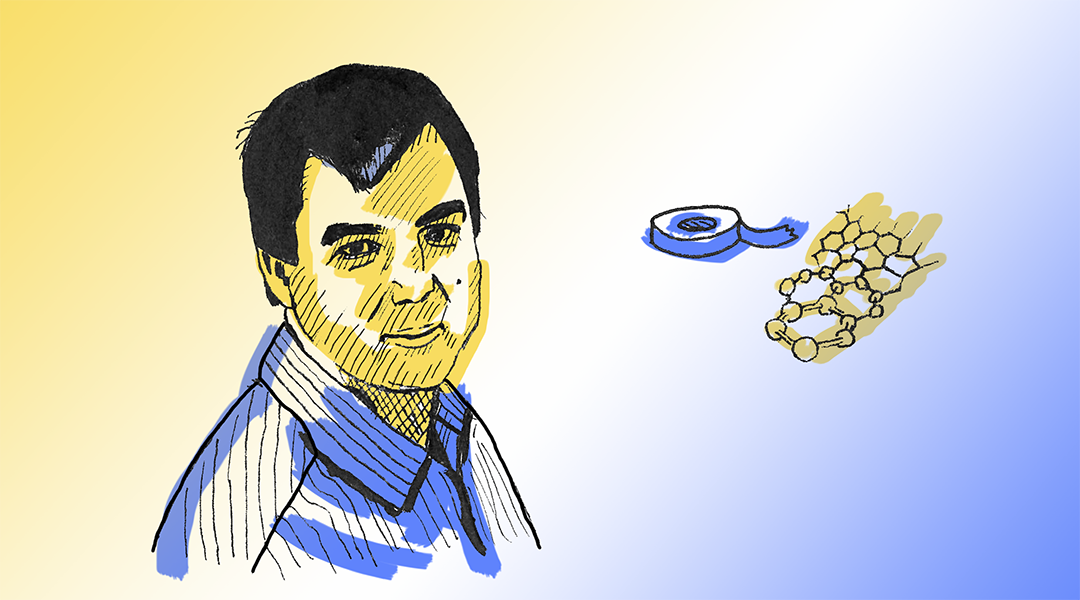 Pioneers in Science: Konstantin Novoselov