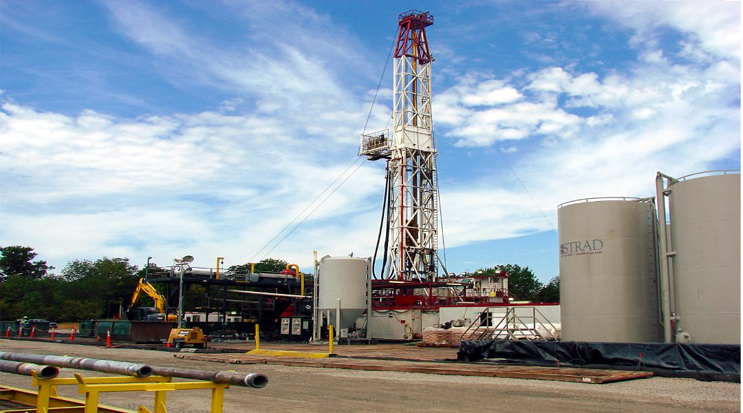 Protecting Groundwater Resources During Fracking