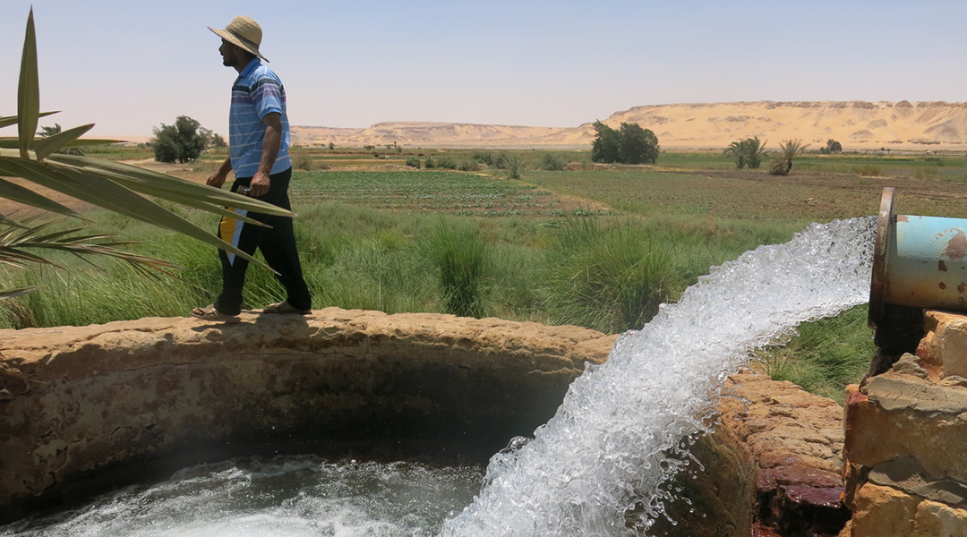 Sustainable Outcomes from Groundwater Governance