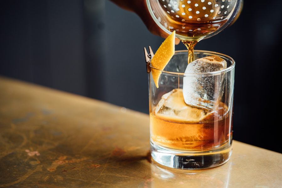 Whiskey-Phase Exfoliation: A Golden Future for Electronics?