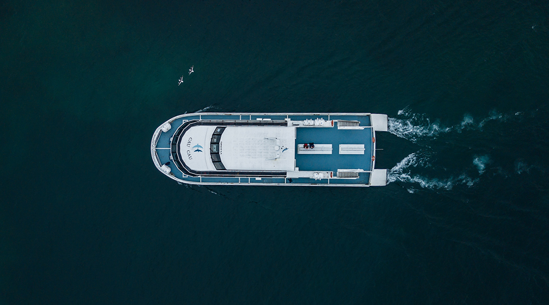 Smart Ships on the Horizon