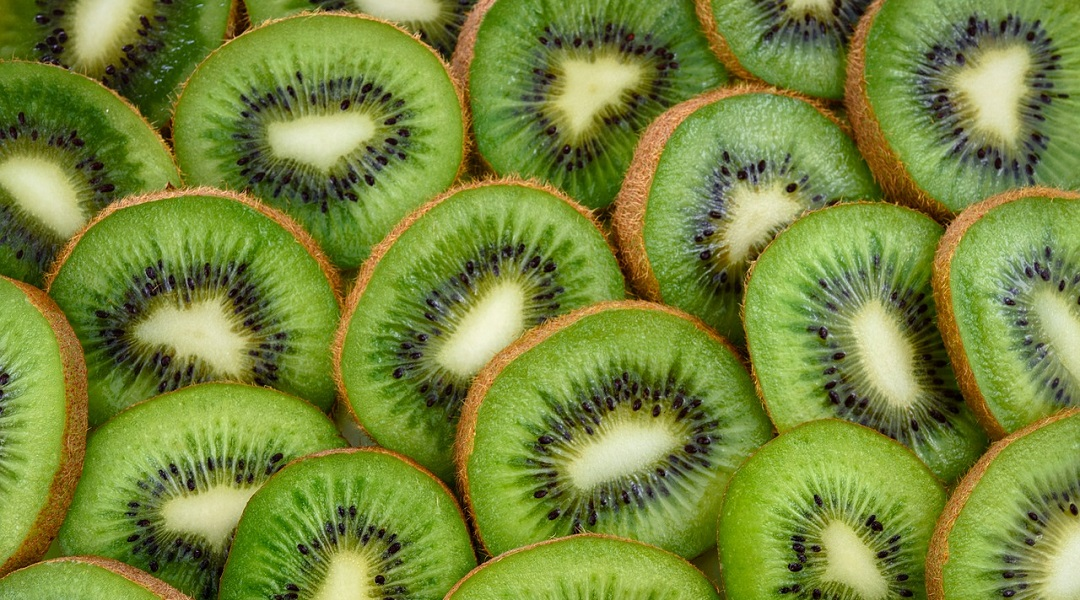 Ozone Treatment Could Open Up New Markets for Yellow Kiwi