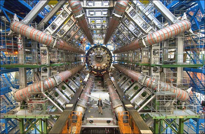 "The ""God Particle"""