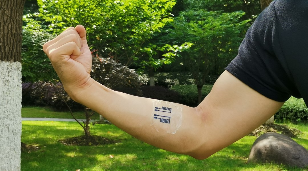 "Epidermal Electronics – A Step Closer to Wearable Diagnostic ""Labs"""