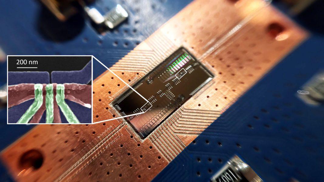 A Leap for Quantum Computing: Silicon Quantum Bits Establish a Long-Distance Relationship