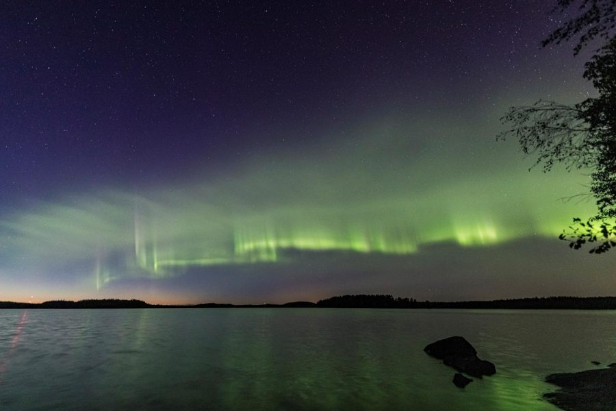 Amateur astronomers discover new form of northern lights