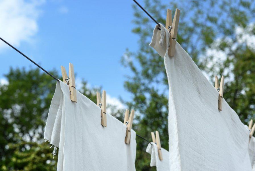 Rinse, sense, adjust, repeat: Smart, resource-efficient washing machines
