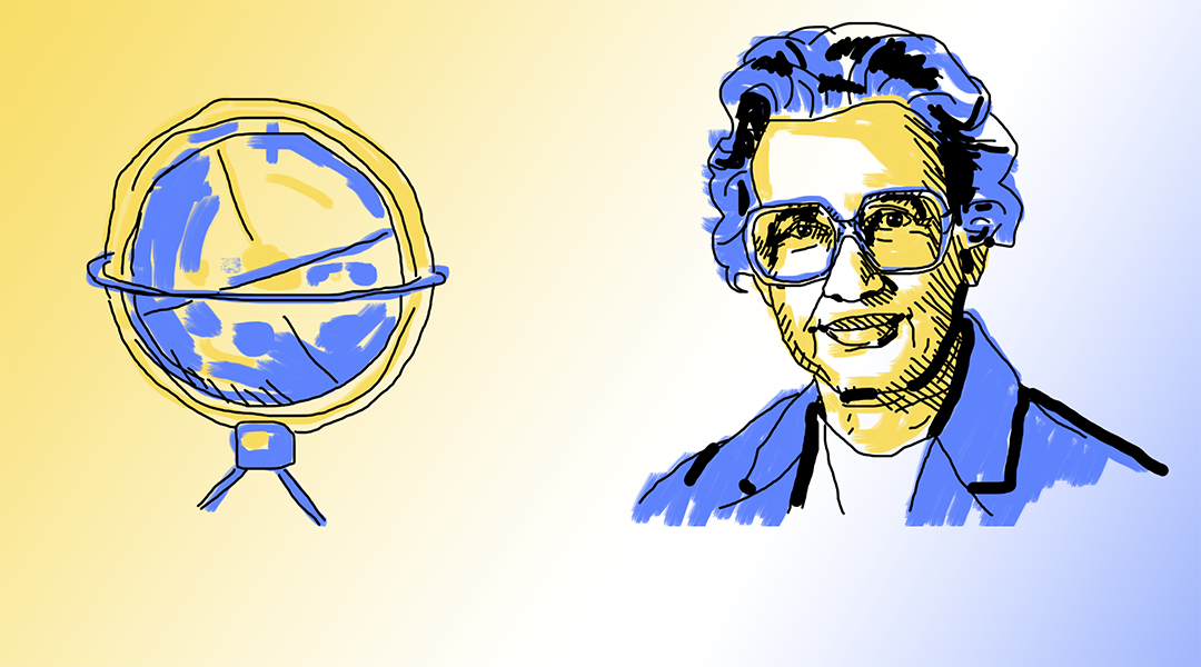 Pioneers in Science: Katherine Johnson