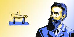 Pioneers in Science: Wilhelm Conrad Röntgen