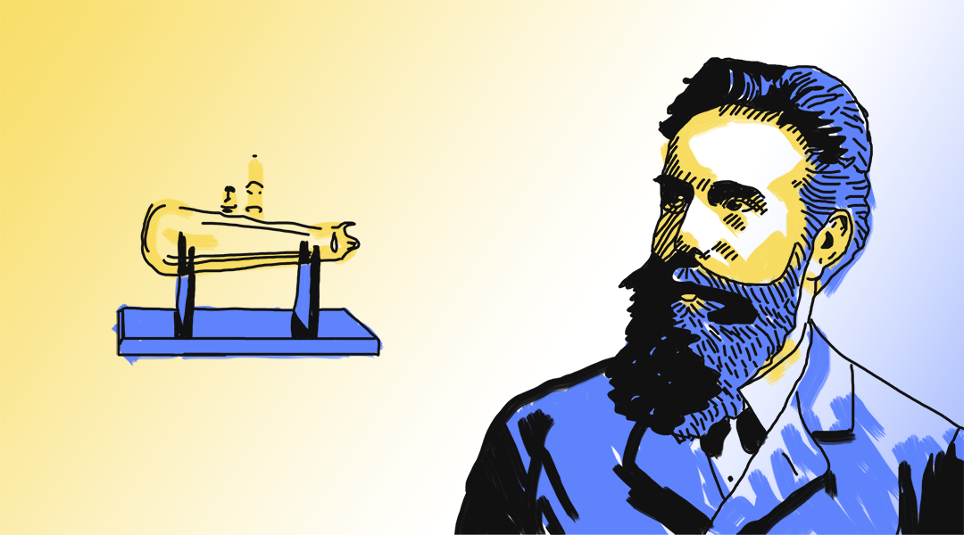 Pioneers in Science: Wilhelm Conrad Röntgen