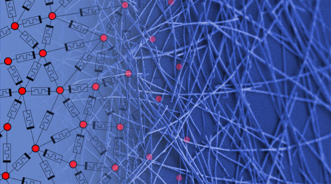 Artificial neural networks that mimic the flexibility and computing power of the brain