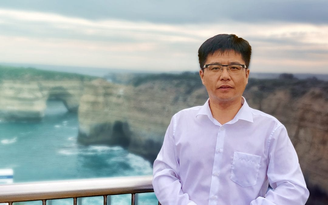 Tierui Zhang: Scientific research is a process of exploring the unknown
