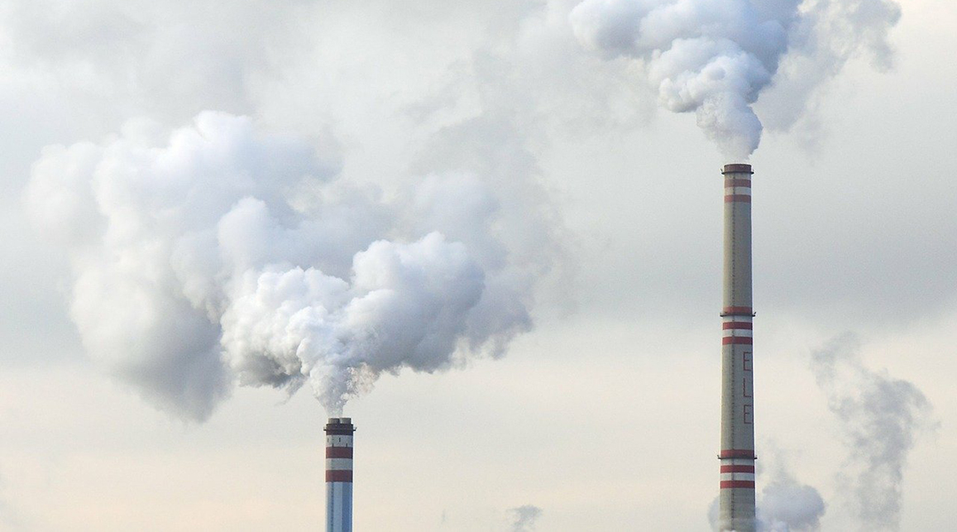 Waste carbon dioxide converted to synthetic fuels