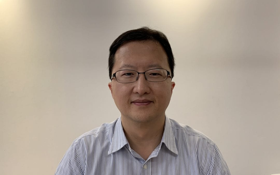 Jang Wook Choi: Pride in battery research