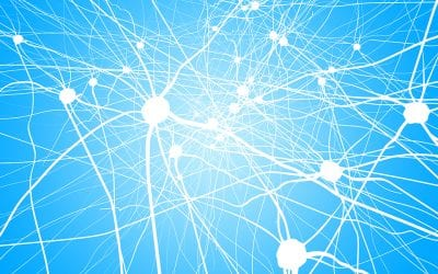 Artificial neural networks built with memristive neurons