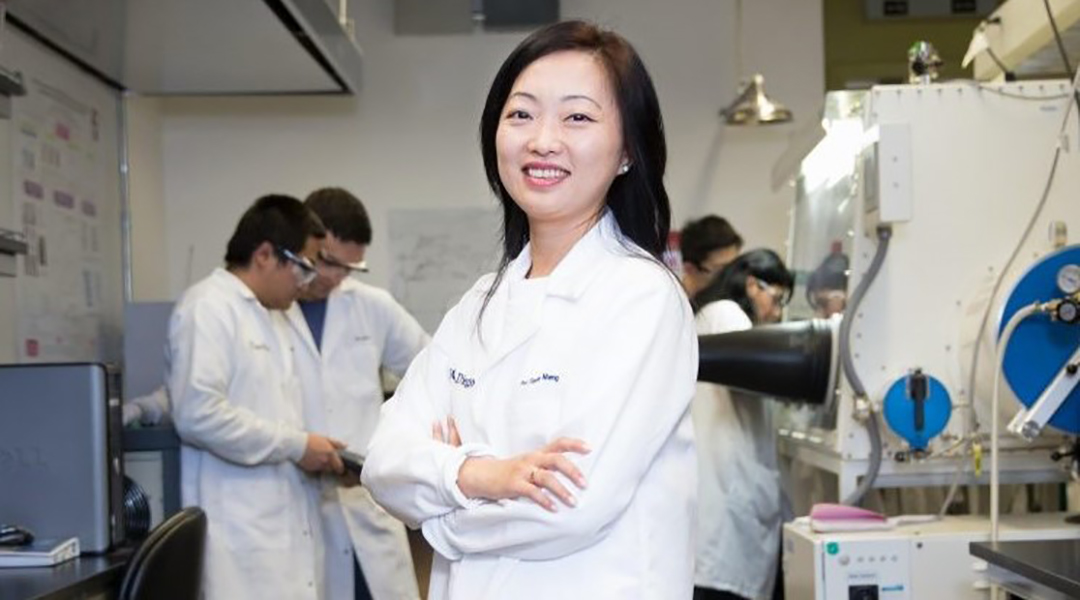 "Shirley Meng: ""This is materials science, it is the bread and butter of our work"""