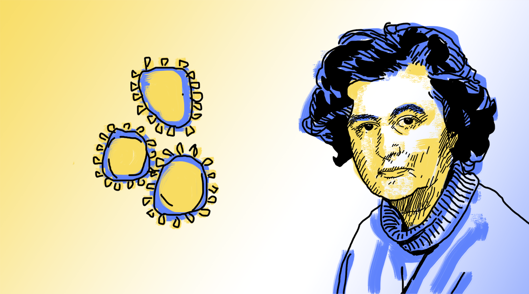 Pioneers in Science: June Almeida