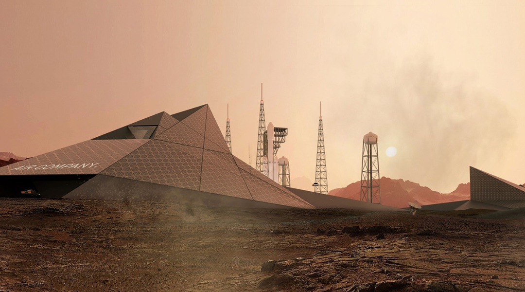 Could a human settlement on Mars be sustained with carbon dioxide?