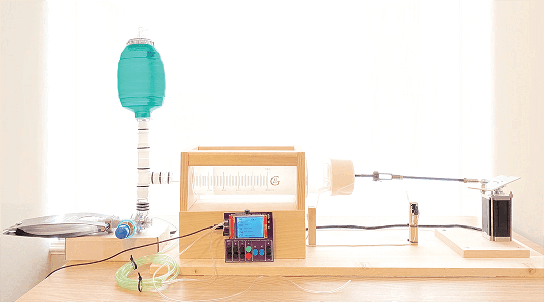 Low-cost, portable, and rapidly deployable ventilators