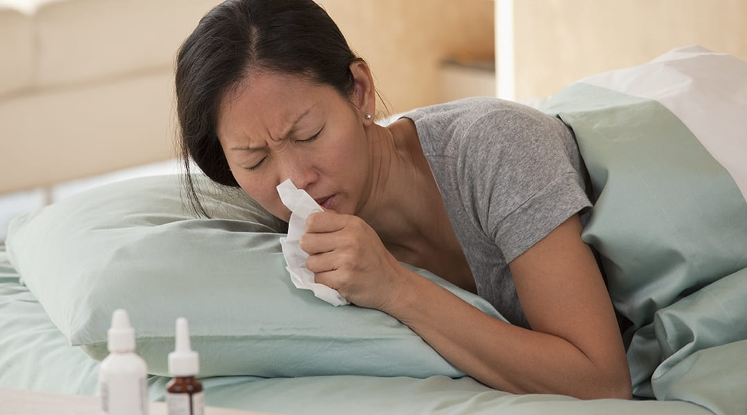 Scientists discover role of protein in detecting the common cold virus