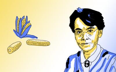 Pioneers in Science: Barbara McClintock