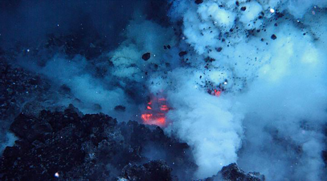 Underwater volcanoes unleash enough energy to power a continent