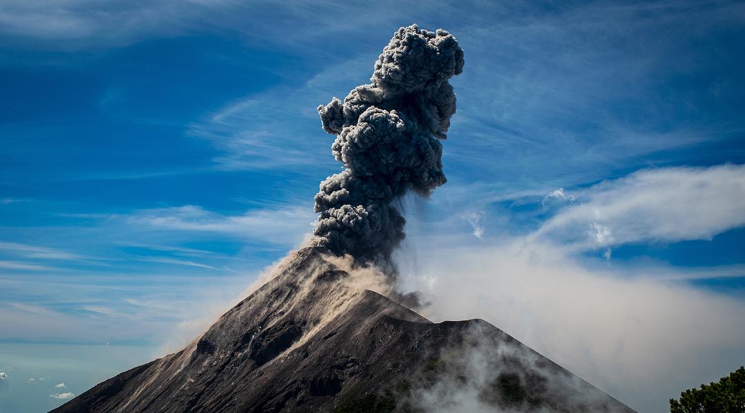 Modeling Mount Vesuvius' next eruption