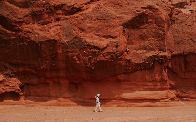 Will the flight to Mars be too dangerous for a crewed mission?