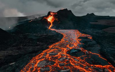 Volcanic arcs could help consume some of the world's carbon