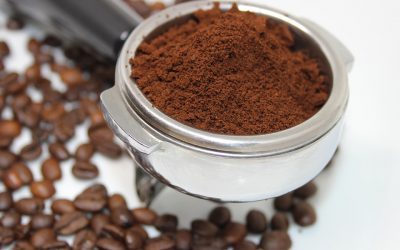 Drinking coffee out of coffee: The material potential of spent coffee grounds